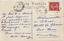 CONVOYEUR PUGET THENIERS COLOMARS ALPES MARITIMES - Railway Post