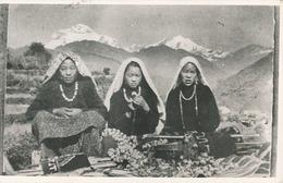 NEPAL - CARTE PHOTO - NEPALAISES - Népal