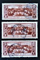 ROYAUME - SIGNATURE DU TRAITE ANGLO-EGYPTIEN 1937 - OBLITERES - YT 184 - Egypt
