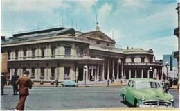 Uruguay - Montevideo - Teatro Solis - Uruguay