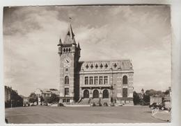 CPSM BRUAY LA BUSSIERE, Ex. BRUAY EN ARTOIS (Pas De Calais) - L'Hôtel De Ville - Other Municipalities