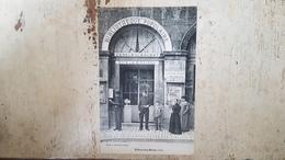 CPA SALINS-LES-BAINS - Bibliothèque Populaire. Cercle Du Soldat - WW1, MILITARIA - Andere Gemeenten