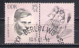 DDR 1963  Mi Nr 960    (a1p27) - Ciclismo