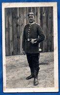 Zegrze  - Carte Photo  --  Soldat Allemand En Uniforme  - 14/11/1916 - Polen