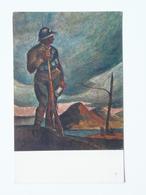 Prima Guerra Pubblicitaria Pubblicita Militare Cechi Legione 1918 PAMATNIK ODBOJE Russia No 32 Matousek - Italia