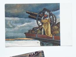 Prima Guerra Pubblicitaria Pubblicita Militare Cechi Legione 1918 PAMATNIK ODBOJE Russia No 35 Baikal Matousek - Italia