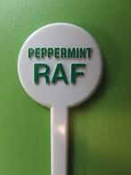 013 - Touilleur - Agitateur - Mélangeur à Boisson - Alcool Peppermint RAF - Swizzle Sticks