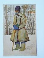 Prima Guerra Pubblicitaria Pubblicita Militare Cechi Legione 1918 PAMATNIK ODBOJE Russia No 82 Hartman - Italia