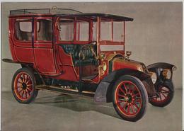 Verkehrshaus Der Schweiz, Luzern - Automobil Renault 1908 - LU Lucerne