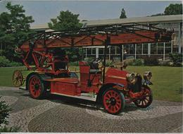 Verkehrshaus Der Schweiz, Luzern - Feuerwehrautomobil Saurer, 1913 - LU Lucerne