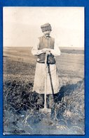 Carte Photo  -- Paysan Russe  -  1916 - Russia