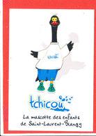 62 SAINT LAURENT BLANGY Cpm Animée La Mascotte Des Enfants    Edit Riou - Saint Laurent Blangy