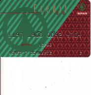 First Natonal Bank Of Southern Africa, SPAR Credit Magnetic Card, - Cartes De Crédit (expiration Min. 10 Ans)