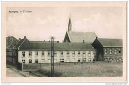 CPA ANZEGEM - Klooster - Uitg. Wed. De Praetere , Anzegem - Anzegem