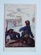 Prima Guerra Pubblicitaria Pubblicita Militare Cechi Legione 1918 PAMATNIK ODBOJE OFFICIELNI DOPISNICE - Italia