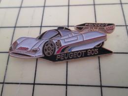 Pin2317 Pin's Pins / Beau Et Rare / THEME AUTOMOBILES : VOITURE ENDURANCE LE MANS PEUGEOT 905 - Peugeot