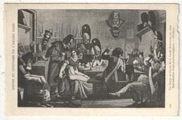 75 - Moeurs Et Coutumes De L'ancien PARIS - Un Corps De Garde De La Garde Nationale, En 1822 - ND 564 - France