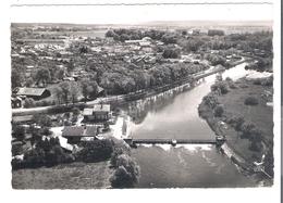 D 55    STENAY    Barrage De La Meuse  Noir Et Blanc - Other Municipalities