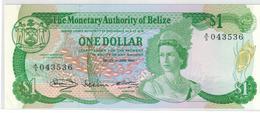 Belize 1 Dollar 1980, GEM UNC. - Belize