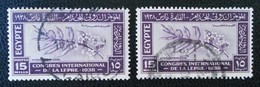 ROYAUME - CONGRES INTERNATIONAL DE LA LEPRE 1938 - OBLITERES - YT 211 - Egypt