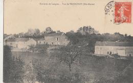 VUE DE TRONCHOY - France