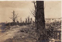 Photo Septembre 1918 Ferme Des Marquises (Val-de-Vesle, Près Reims) La Voie Romaine (A191, Ww1, Wk 1) - France