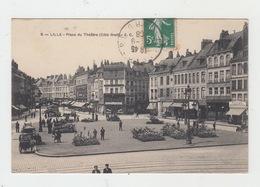 59 - LILLE / PLACE DU THEATRE Côté DROIT - Lille