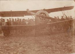 Photo 14-18 Un Avion Sopwith 1 1/2 Strutter, Sopwith 1a2, Aviation (A191, Ww1, Wk 1) - 1914-1918: 1ère Guerre