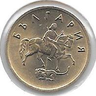 *Bulgaria 2 Stotinki 1999 Km 238 - Bulgarie