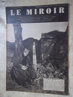 """""""LE MIROIR """" Du Dimanche 5 Novembre 1939 - 1939-45"""