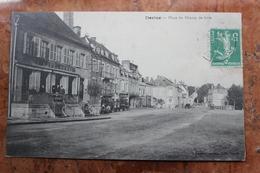 DECIZE (58) - PLACE DU CHAMP DE LOIRE - Decize