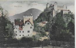 AK 0909  Festung Hohensalzburg , Schloss Frey Und Gaisberg - Verlag Schleich Nachf. Um 1900-1910 - Salzburg Stadt