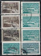 FINNLAND 1942  MiNr: 259-260  Used - Gebraucht