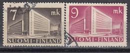 FINNLAND 1942  MiNr: 269-270  Used - Gebraucht