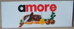 MONDOSORPRESA, ADESIVI NUTELLA NOMI, AMORE - Nutella
