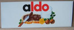 MONDOSORPRESA, ADESIVI NUTELLA NOMI, ALDO - Nutella