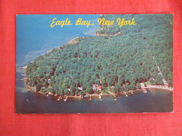 Aerial View  Eagle Bay - New York >  Ref 2957 - NY - New York