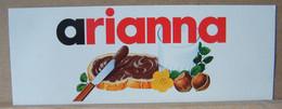 MONDOSORPRESA, ADESIVI NUTELLA NOMI, ARIANNA - Nutella