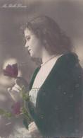 Actress Ma Belle Davis 1907 - Theater