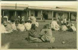 ETHNIC BLACK AFRICA SCENES - SOMALIA - MARKET - RPPC 1920s (3096) - Somalia