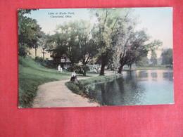 Ohio > Cleveland Lake At Wade Park   - Ref 2958 - Cleveland