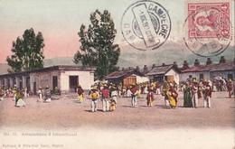 CPA - Mexique/ Mexico -  Amecameca é Ixtaccihuati  - 1911 - Mexique