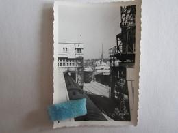 Photo Photos Photographie Dieppe Gare Maritime Bateau Brighton - Lieux