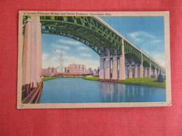 Lorain Carnegie Bridge & Union Terminal   Ohio > Cleveland - Ref 2958 - Cleveland