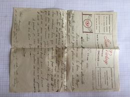 18F - Lettre Orchies 1935 Entreprise Verloop Tsf Chauffage Central - Vieux Papiers