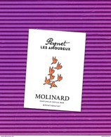 Molinard Peynet Les Amoureux  New Jolie Carte - Cartes Parfumées