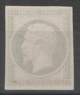 France - 25c Empire ND (*) - Essai En Gris - 1853-1860 Napoleon III