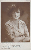 Actress Hanni Weisse 1925 - Acteurs