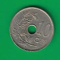 10 CENTIMES BELGIQUE 1929  (PRIX FIXE)  (CO4) - 1909-1934: Albert I