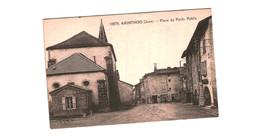 ARINTHOD ....PLACE DU POIDS PUBLIC - Frankrijk